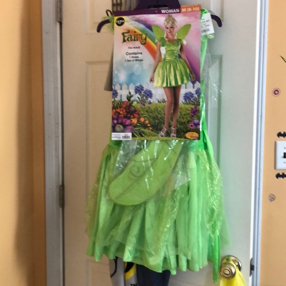 seasons Other - Adult medium fairy costume